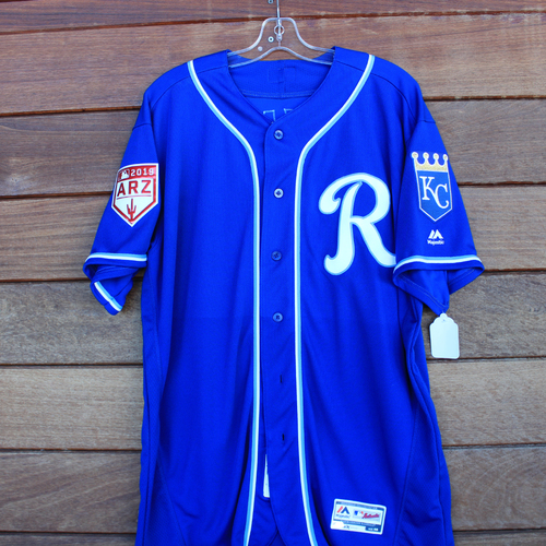 Photo of Team-Issued Jersey: Jake Diekman (Size 48)