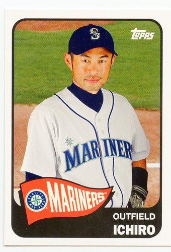 Photo of 2020 Topps Topps Choice #TC9 Ichiro
