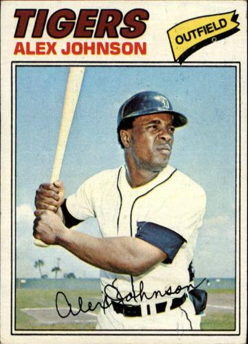 Photo of 1977 Topps #637 Alex Johnson