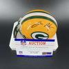 PCF - Packers Geronimo Allison Signed Mini Helmet