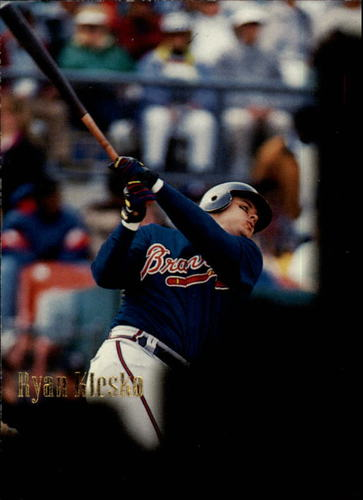 Photo of 1996 Topps Laser #10 Ryan Klesko