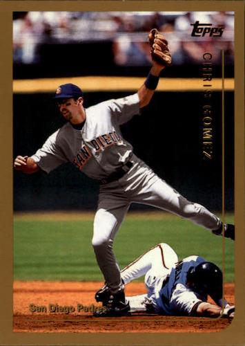 Photo of 1999 Topps #54 Chris Gomez