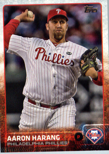 Photo of 2015 Topps Update #US146 Aaron Harang