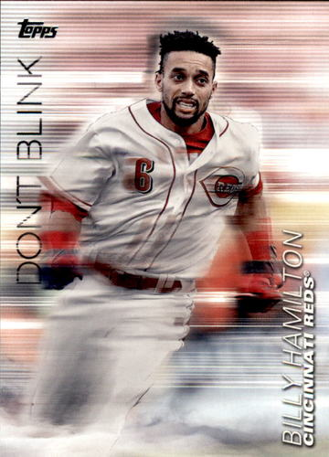 Photo of 2018 Topps Update Don't Blink #DB3 Billy Hamilton