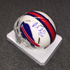 Bills - Richie Incognito signed Bills mini helmet