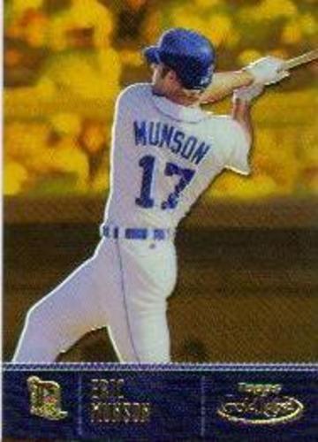 Photo of 2001 Topps Gold Label Class 1 Gold #31 Eric Munson