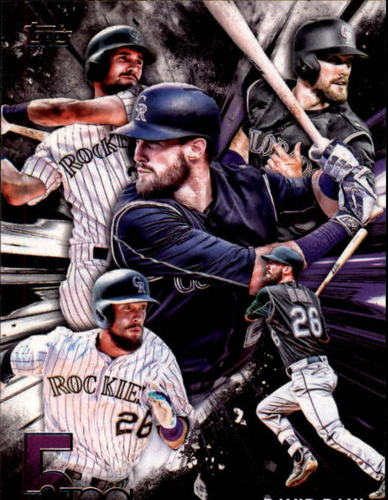 Photo of 2017 Topps Five Tool #5T50 David Dahl