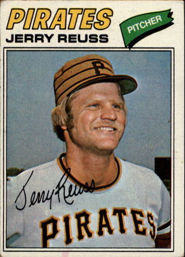 Photo of 1977 Topps #645 Jerry Reuss