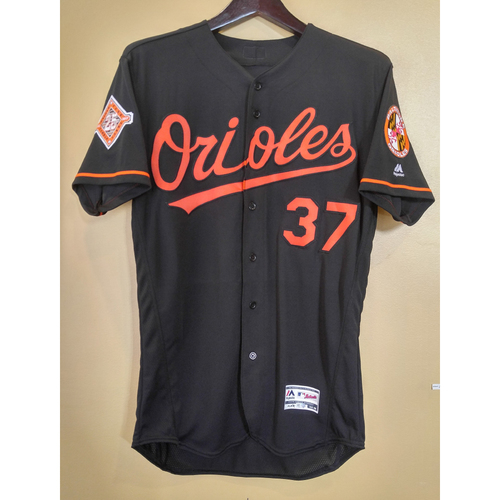 Dylan Bundy - Jersey: Team-Issued