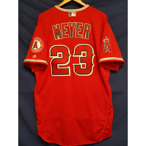 Photo of Alex Meyer Alternate Red Team-Issued Jersey