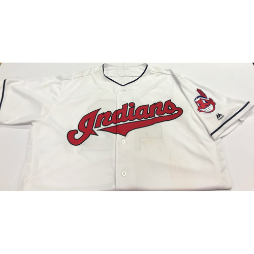 "Photo of Andrew Miller Game Worn 2017 ""42"" Jersey"