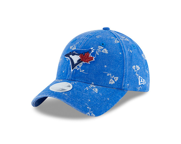 Toronto Blue Jays Women's Floral Shine Cap by New Era