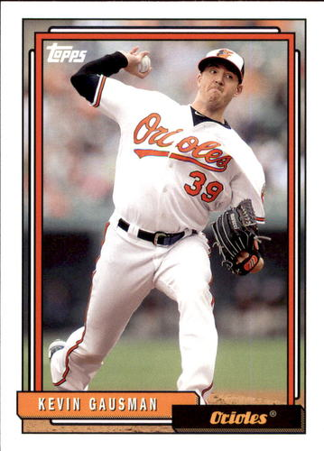Photo of 2017 Topps Archives #290 Kevin Gausman
