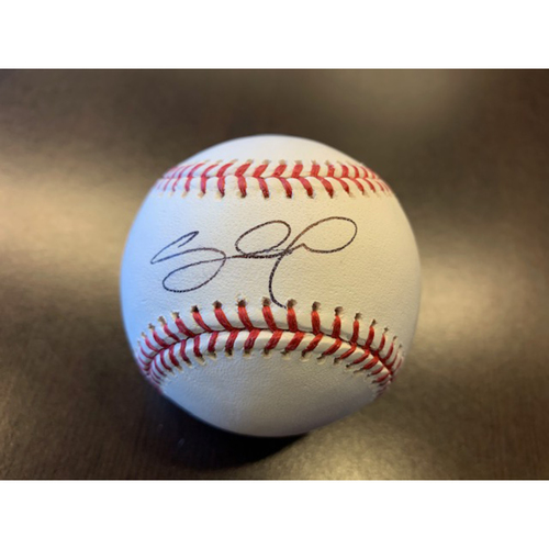 Photo of Giants Wives Auction: Pablo Sandoval Autographed Baseball
