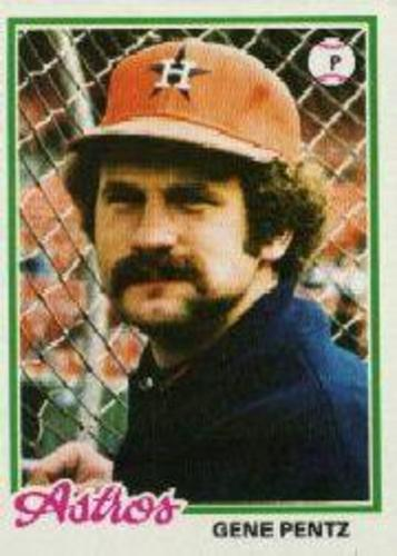 Photo of 1978 Topps #64 Gene Pentz