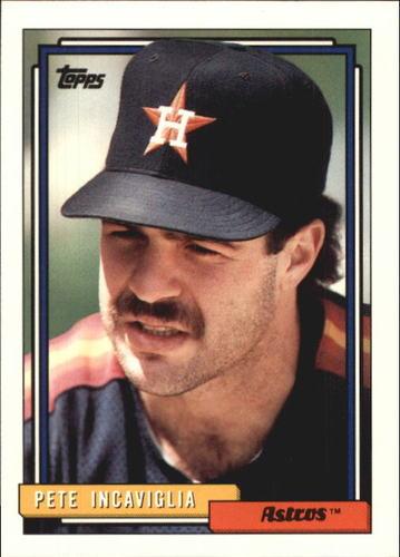 Photo of 1992 Topps Traded #54T Pete Incaviglia