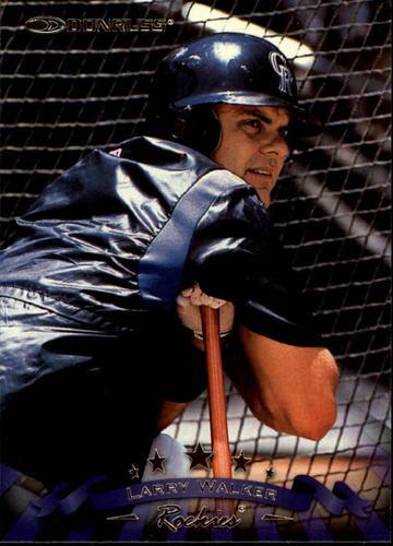 Photo of 1998 Donruss #33 Larry Walker