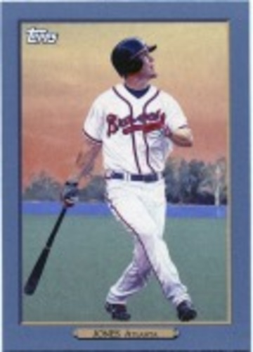 Photo of 2020 Topps Turkey Red '20 Series 2 #TR14 Chipper Jones