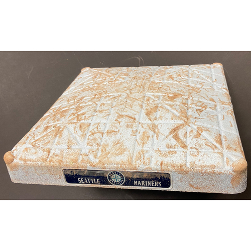 Game Used 2nd Base from John Means No Hitter - Innings 1-9 - (BAL @ SEA 5/5/21)