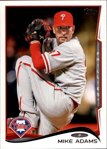 Photo of 2014 Topps Update #US129 Mike Adams