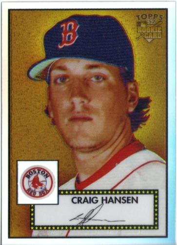 Photo of 2006 Topps 52 Chrome Refractors #6 Craig Hansen