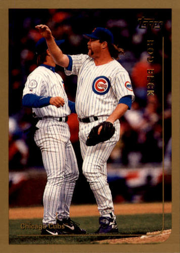 Photo of 1999 Topps #56 Rod Beck
