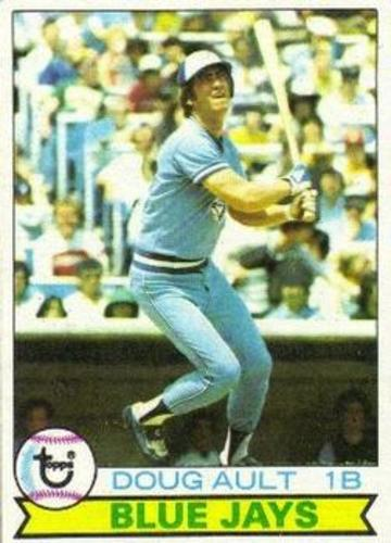 Photo of 1979 Topps #392 Doug Ault