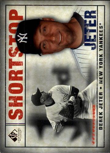 Photo of 2008 SP Legendary Cuts #2 Derek Jeter