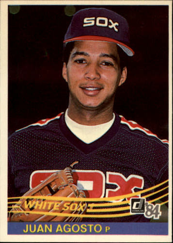 Photo of 1984 Donruss #208 Juan Agosto