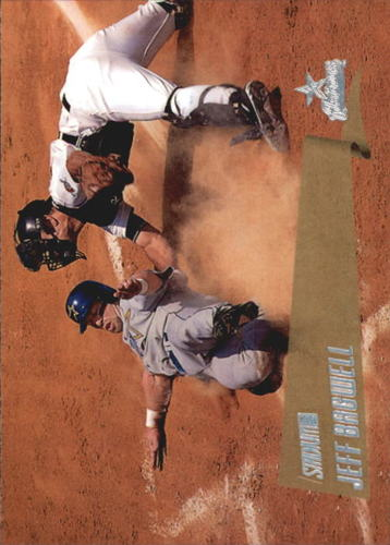 Photo of 2000 Stadium Club #167 Jeff Bagwell