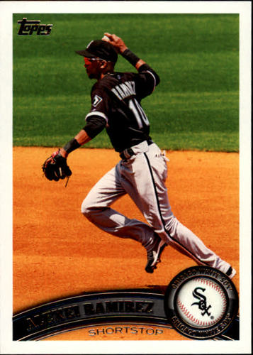 Photo of 2011 Topps #261 Alexei Ramirez