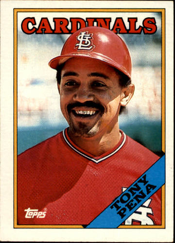 Photo of 1988 Topps #410 Tony Pena
