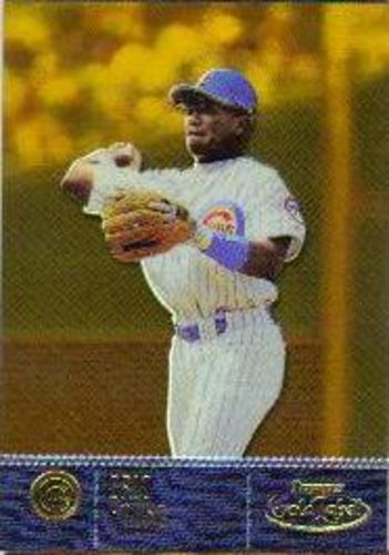Photo of 2001 Topps Gold Label Class 1 Gold #32 Eric Young
