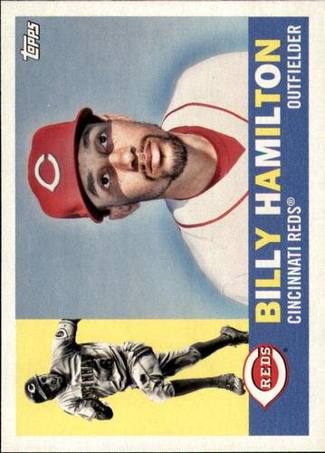 Photo of 2017 Topps Archives #7 Billy Hamilton