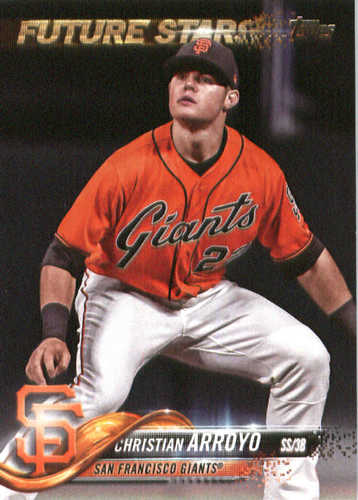 Photo of 2018 Topps #249 Christian Arroyo