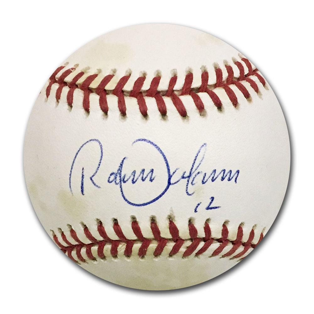 Roberto Alomar Autographed 1992 World Series Official Baseball