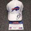 Bills - Sammy Watkins signed Bills white cap - Fitted Size Medium/Large
