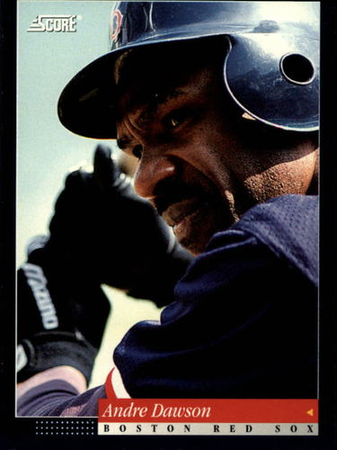 Photo of 1994 Score #471 Andre Dawson