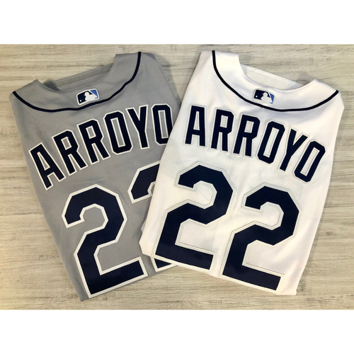 Team Issued Jersey Package (2): Christian Arroyo