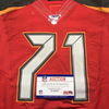London Games - Buccaneers Earl Watford Game Used Jersey (10/13/19) Size 46