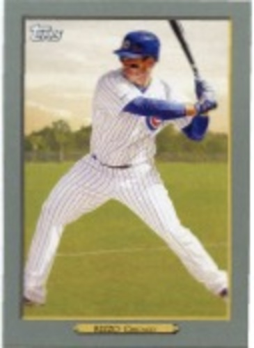 Photo of 2020 Topps Turkey Red '20 Series 2 #TR25 Anthony Rizzo