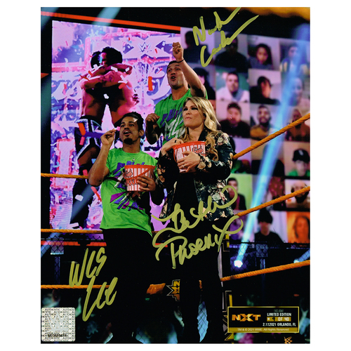 Beth Phoenix and MSK SIGNED Limited Edition 8x10 Photo (Random Number)