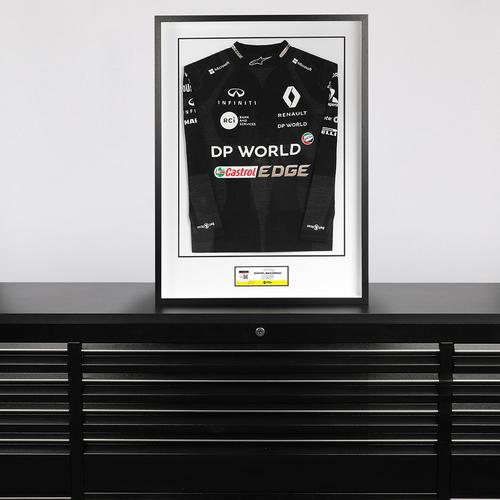 Photo of Daniel Ricciardo 2020 Race-worn Nomex