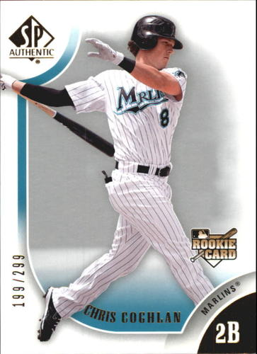 Photo of 2009 SP Authentic Gold #139 Chris Coghlan