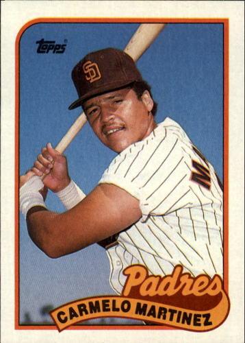 Photo of 1989 Topps #449 Carmelo Martinez
