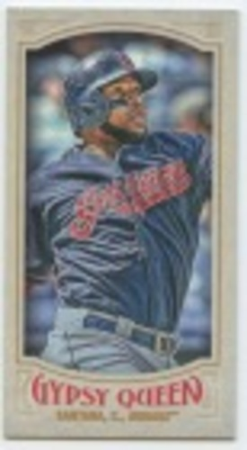 Photo of 2016 Topps Gypsy Queen Mini #117 Carlos Santana