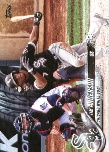 Photo of 2018 Topps #252 Tim Anderson