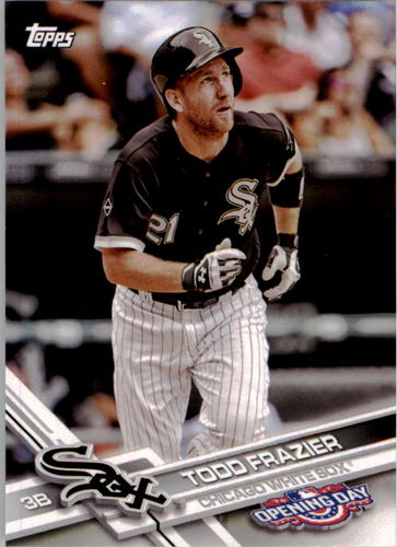 Photo of 2017 Topps Opening Day #189 Todd Frazier