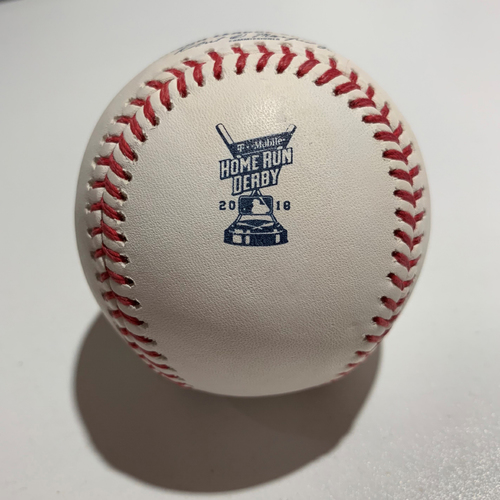 Photo of 2018  - HR Derby Baseball - Batter: Max Muncy - Round 2 (Out)