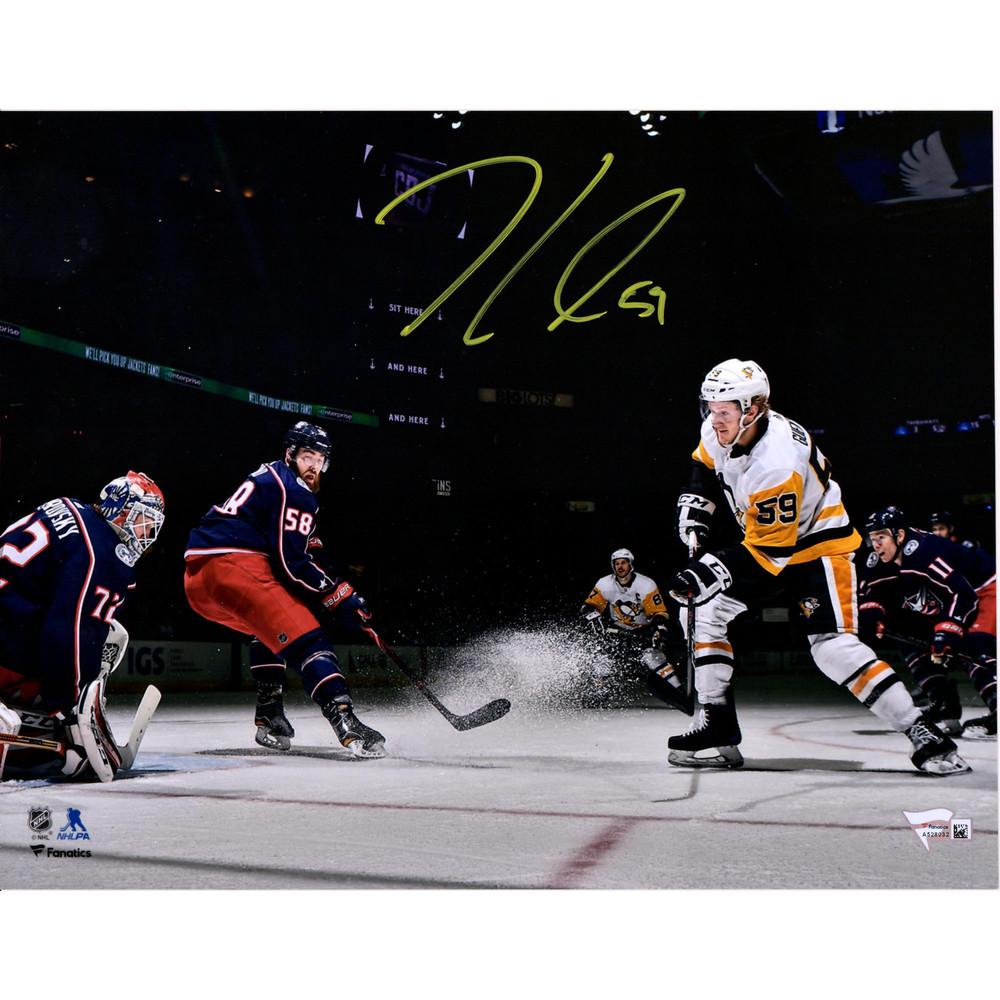 Jake Guentzel Pittsburgh Penguins Autographed 11